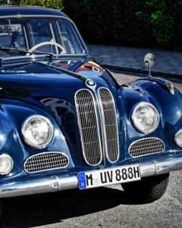 Plakat BMW 502