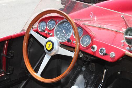 Ferrari deska rozdzielcza