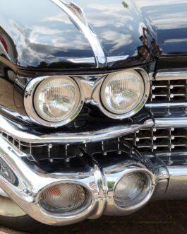 Plakat Cadillac Series 62 przód