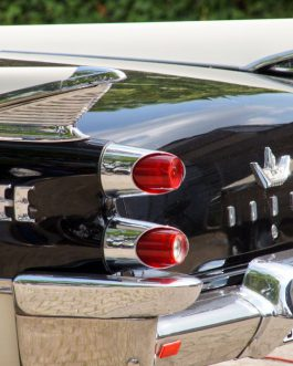 Plakat Dodge Coronet czarny