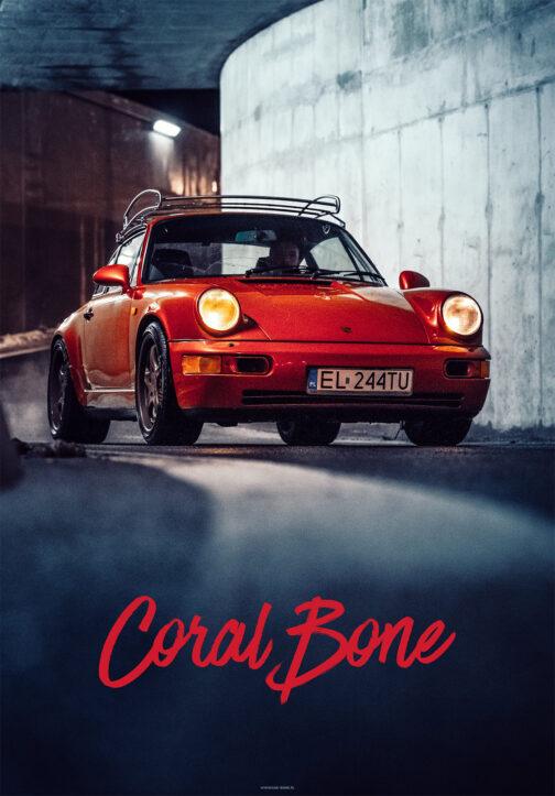 Porsche 911 (964) Coral Red 4