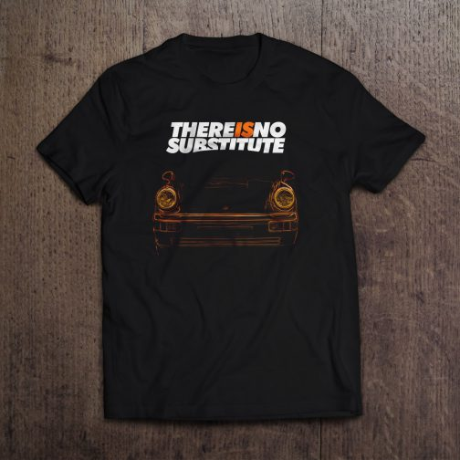 T-shirt there is no substitute - 964