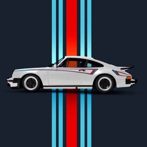Porsche 911 930 M4 2 Martini 2