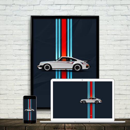 Porsche 911 930 M42 Martini 3