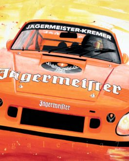 Obraz Porsche 935 Jagermeister