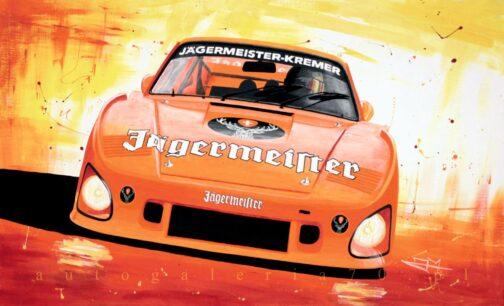 Porsche 935 Jagermeister